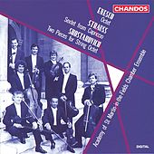 ENESCU: String Octet in C major / STRAUSS, R.: String Sextet de Academy Of St. Martin-In-The-Fields