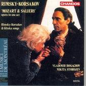 RIMSKY-KORSAKOV: Mozart and Salieri / Songs / GLINKA: Songs by Various Artists