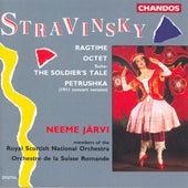 STRAVINSKY: Ragtime / Octet / Histoire du soldat / Petrushka by Various Artists