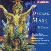 DVORAK: Mass in D major / Te Deum by Various Artists
