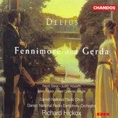 DELIUS: Fennimore and Gerda by Aage Haugland