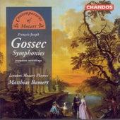 GOSSEC: Symphonies by Matthias Bamert