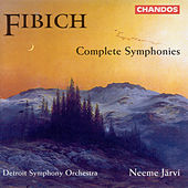 FIBICH: Symphonies (complete) by Neeme Jarvi