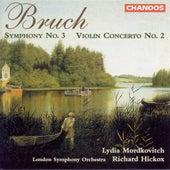 BRUCH: Symphony No. 3 / Violin Concerto No. 2 by Various Artists
