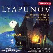 LYAPUNOV: Symphony No. 1 / Piano Concerto No. 2 / Polonaise by Various Artists