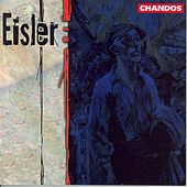 EISLER: Mother (The) / 4 Pieces / Woodburry-Liederbuchlein (excerpts) / Litanei vom Hauch von Various Artists