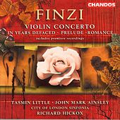 FINZI: Songs / Prelude / Romance / Violin Concerto by Various Artists