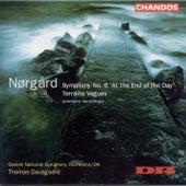 NORGARD: Symphony No. 6 / Terrains Vagues di Thomas Dausgaard