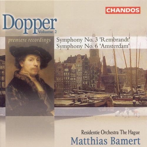 DOPPER: Symphonies Nos. 3 and 6 by Matthias Bamert
