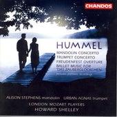 HUMMEL: Overture in D major / Mandolin Concerto in G major / Trumpet Concerto in E major by Various Artists