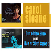 Out of the Blue + Live at 30th Street von Carol Sloane
