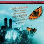 Richard Strauss: Oboe Concerto; Metamorphosen de Heinz Holliger