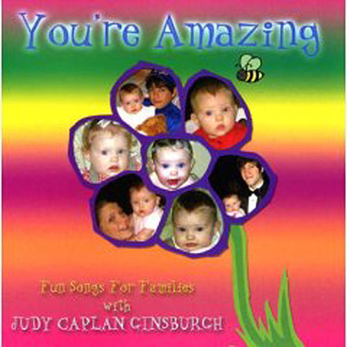 You're Amazing by Judy Caplan Ginsburgh