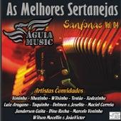As Melhores Sertanejas Sanfonas, Vol. 4 de Various Artists
