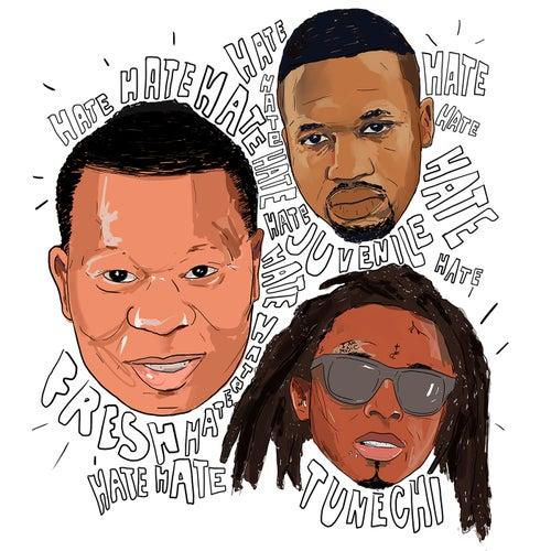 Hate (feat. Juvenile & Tunechi) by Mannie Fresh