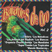 Bailables de Oro, Vol. 2 de Various Artists