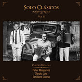 Solo Clásicos, Vol. II: Cuatro Décadas de Peter Manjarres