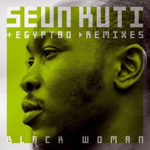 Black Woman by Seun Kuti