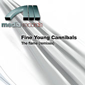 The flame (remixes) von Fine Young Cannibals