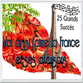 Moi aussi j'aime la France et ses chansons - 25 Grands succès by Various Artists