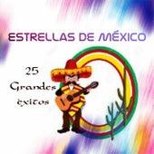 Estrellas de México - 25 Grandes Éxitos by Various Artists