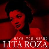 Have You Heard von Lita Roza