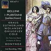 Bellini: I puritani (Selections) by Various Artists