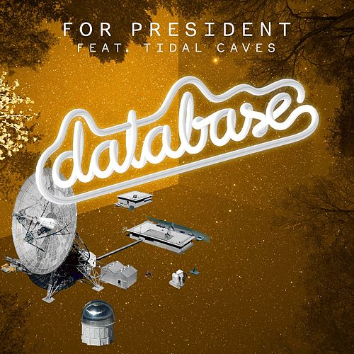 For President (feat. Tidal Caves) - EP by Database