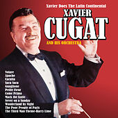Xavier Does the Latin Continental de Xavier Cugat & His Orchestra