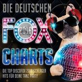 Die deutschen Fox Charts 2016 - Die Top Discofox 2016 Schlager Hits für deine Tanz Party de Various Artists