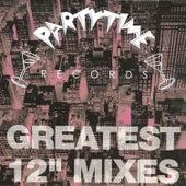 Partytime's Greatest 12'' Mixes de Various Artists