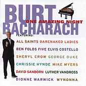 One Amazing Night de Burt Bacharach