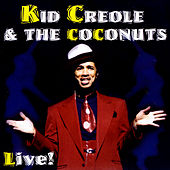 Live de Kid Creole & the Coconuts
