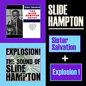 Sister Salvation + Explosion! (Bonus Track Version) by Slide Hampton