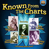 Known from the Charts de Various Artists