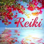 Reiki Instrumental Entspannungsmusik: Flötenmusik, Klaviermelodien und Shakuhachi-Flöte mit Naturklängen, um zu entspannen und gut schlafen von Various Artists