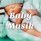 Baby Musik - Sehr entspannend Songs für eine stressfreie Umgebung für Neugeborene und Kleinkinder mit Klaviermusik, Meeresrauschen, Regen, Wellen, Wind und Tierstimmen von Various Artists