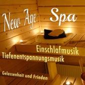 New Age Spa: Einschlafmusik und Tiefenentspannungsmusik für Gelassenheit und Frieden von Various Artists