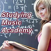 Studying Music Academy: Discover our New Age Songs to Help You Find Concentration, Focus, Mind Power for Exam Preparation with Nature Sounds (Rain, Ocean Waves, Frogs and Wind), including the Japanese Shakuhachi Flute de Various Artists