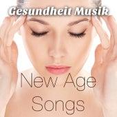 Gesundheit Musik: New Age Songs für Transzendentale Meditation mit Klavierstücke, Shakuhachi-Flöte und Naturgeräusche von Various Artists