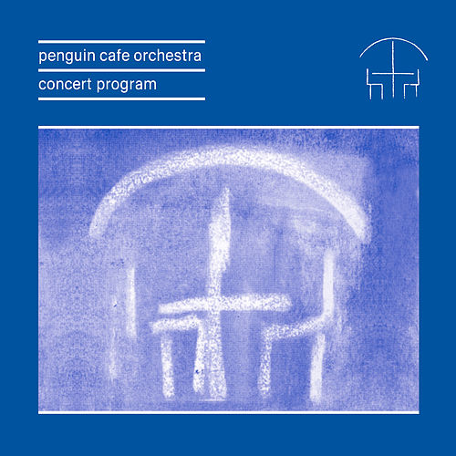 Concert Program by Penguin Cafe Orchestra