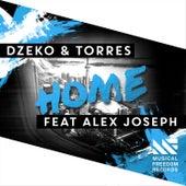 Home (feat. Alex Joseph) by Dzeko