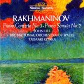 Rachmaninoff: Piano Sonata No. 2 & No. 3 by John Lill