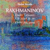 Rachmaninoff: Etudes-Tableaux, Op. 33 & Op. 39 by John Lill
