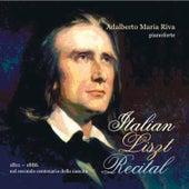 Italian Liszt Recital by Adalberto Maria Riva