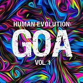 Human Evolution: Goa, Vol. 1 de Various Artists