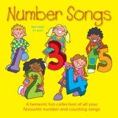 Number Songs by Kidzone