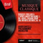 Debussy: Prélude à l'après-midi d'un faune, L. 86 - Ravel: Pavane pour une infante défunte, M. 19 (Mono Version) von Guido Cantelli