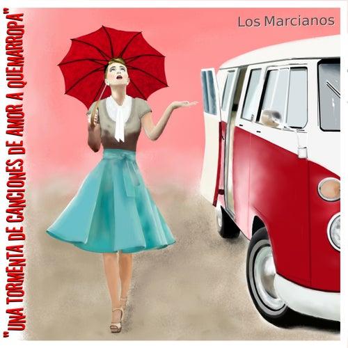 Una Tormenta de Canciones de Amor a Quemarropa de Los Marcianos