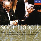 Tippett: Byzantium; Symphony No. 4 de Sir Georg Solti